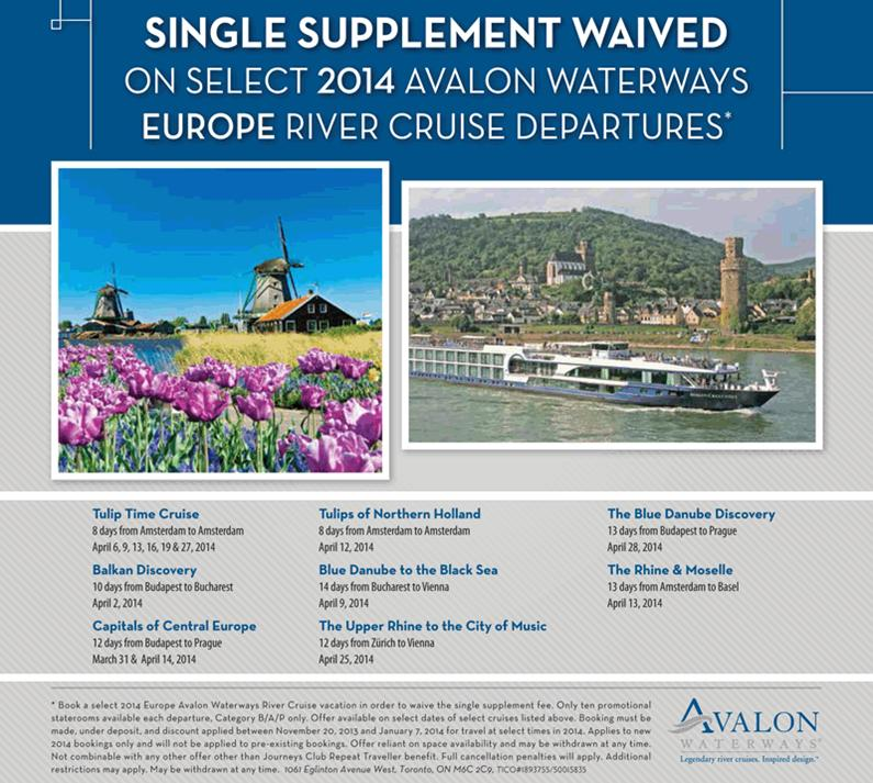 2015 Europe River Cruise Deals Avalon Waterways  Car Release Date